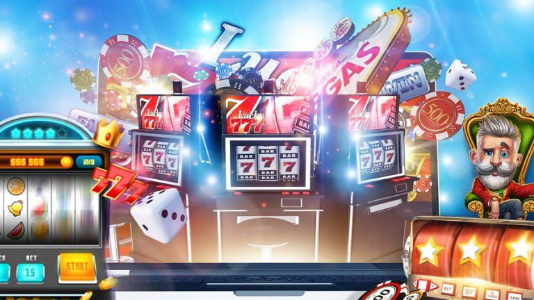 Online slots website. Give away free credit 400 baht. No need to deposit first.